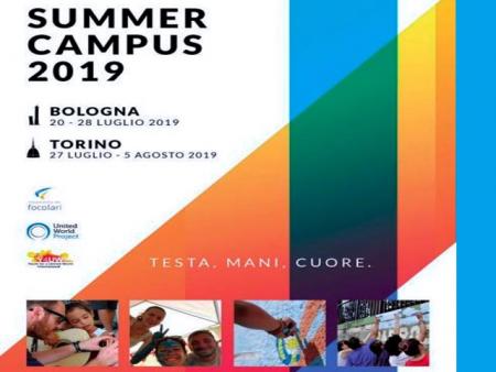 SUMMER CAMPUS 2019