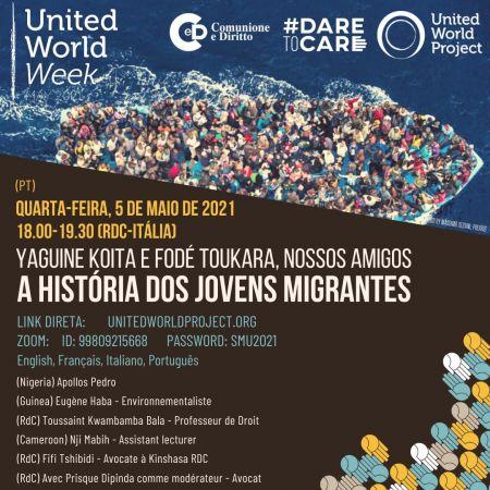 La storia dei giovani migranti
